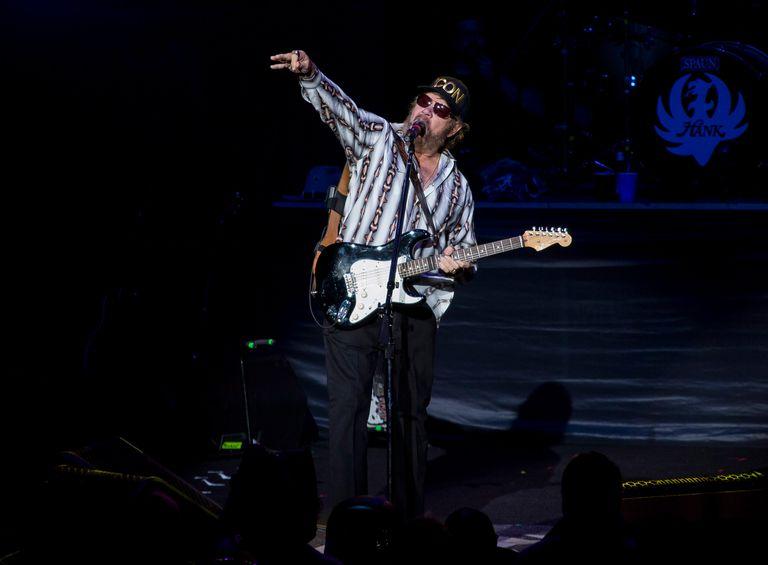 Hank Williams, Jr. In Concert - Clarkston, MI