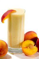 Peach Mango Smoothie. Photo © Jamesmcq24. Photo from iStockphoto.com.