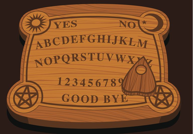 The Ouija board: Is it all in the mind?