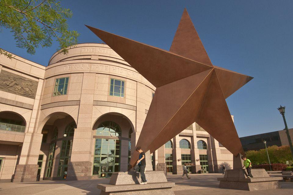 Bob Bullock Museum