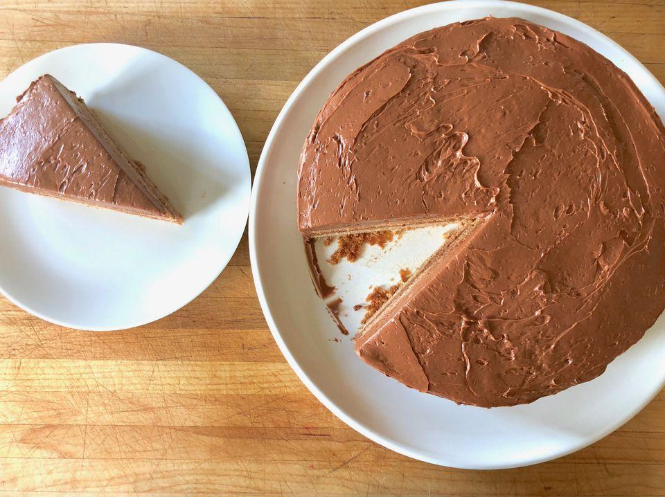 Layer Cake to Serve