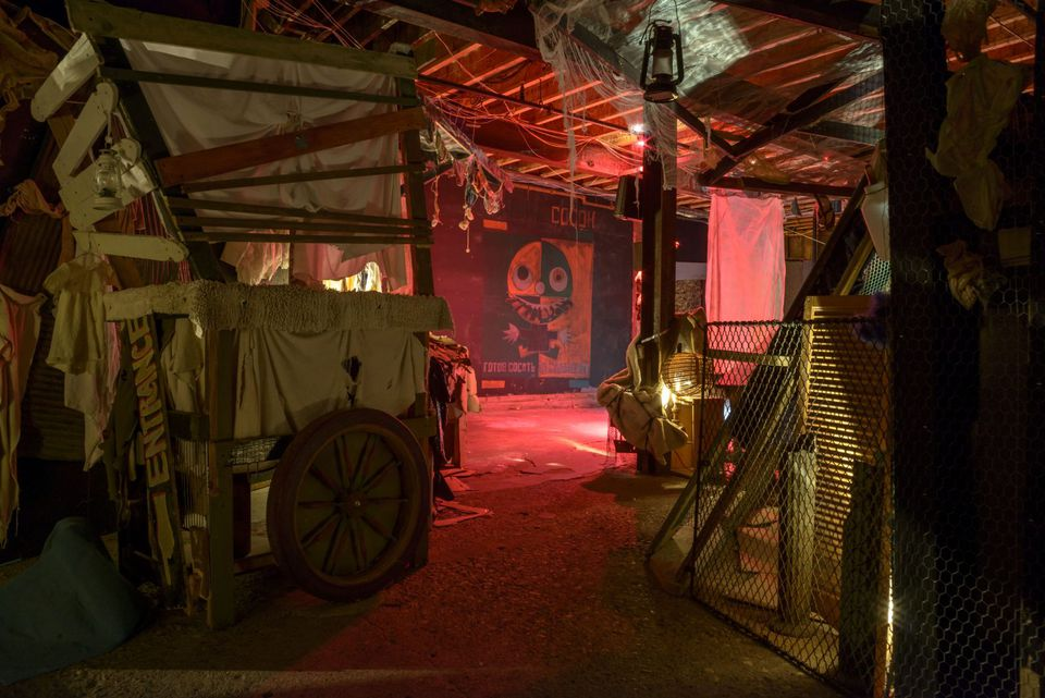 Haunted Houses In Minneapolis St Paul And Metro Area