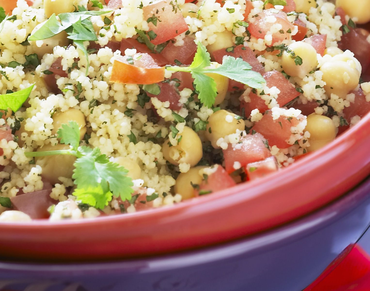 how to make zinda couscous