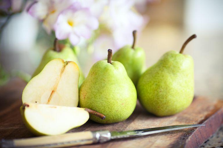 Unas peras