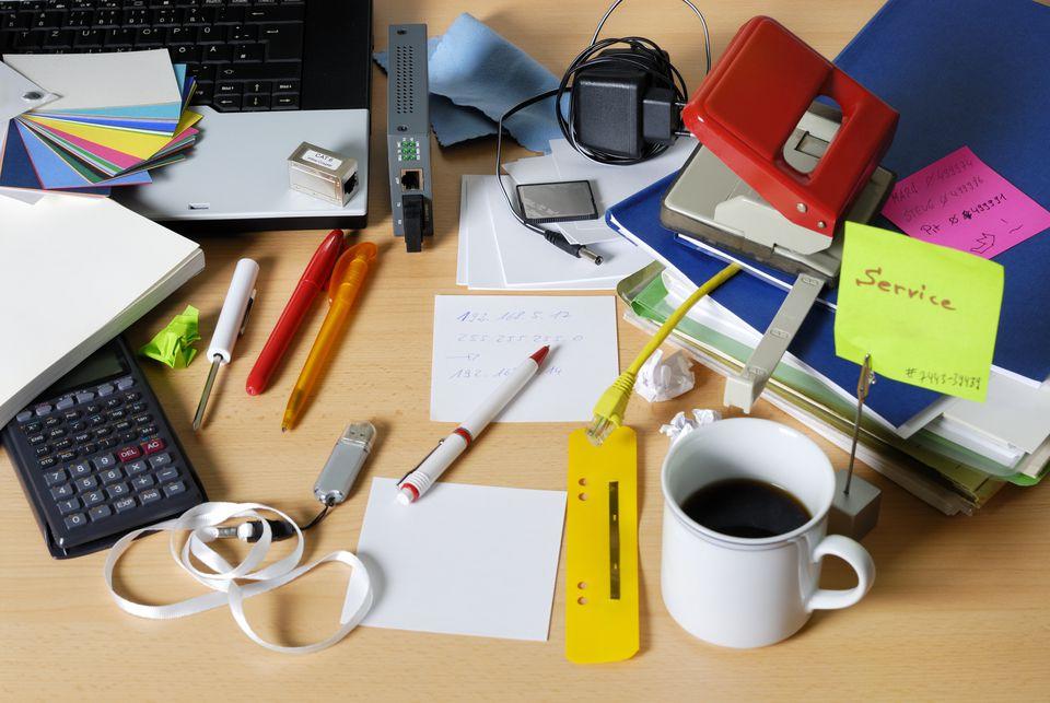 11 clutter hot spots