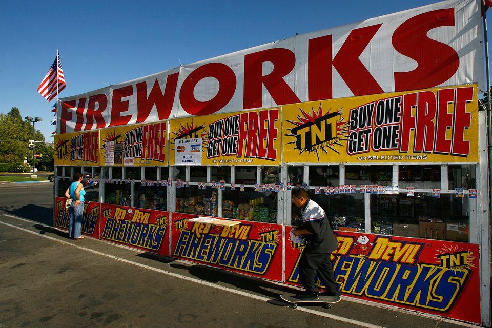 Fireworks Laws
