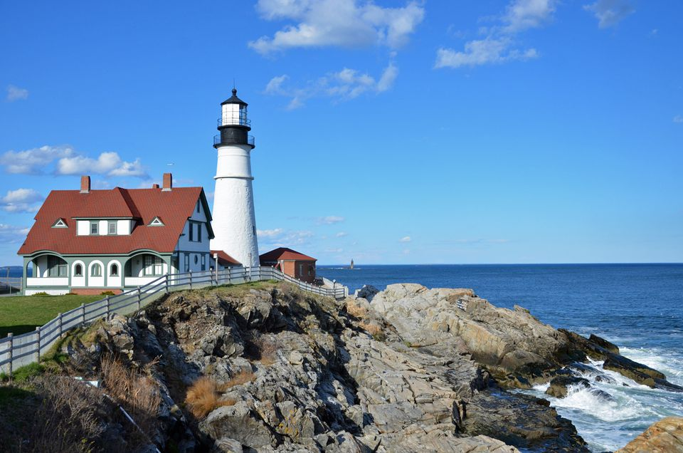 Portland Head Light - Maine Lighthouse Tour