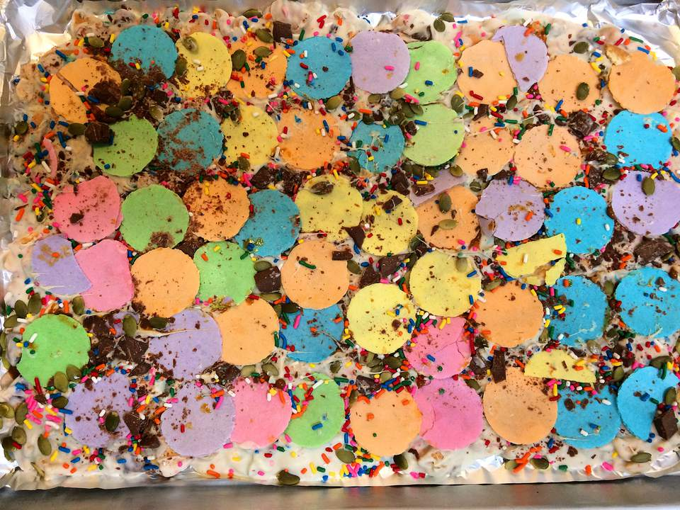 Mexican Candy Bark
