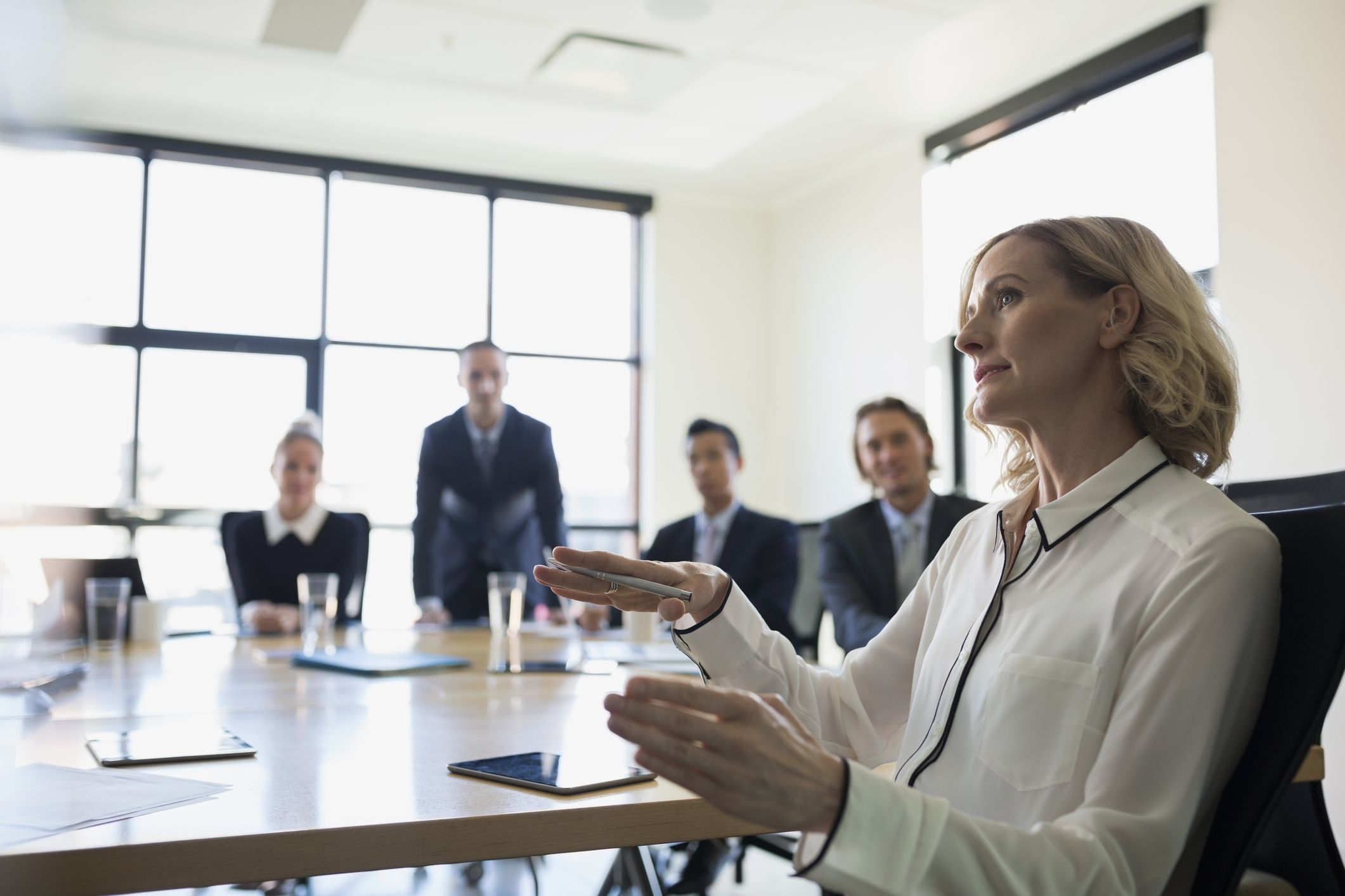 a study on women in business Women in business and m anagement gaining momentum i 5 contents background 7 and a growing number of studies are reaching the conclusion that.