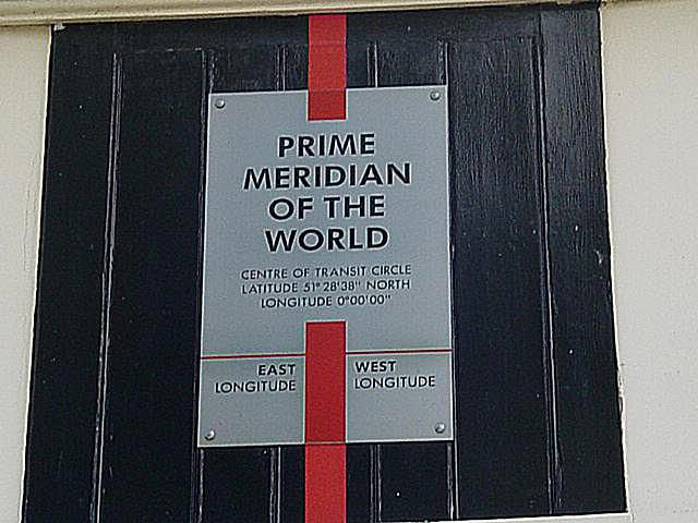 Prime Meridian Longitude