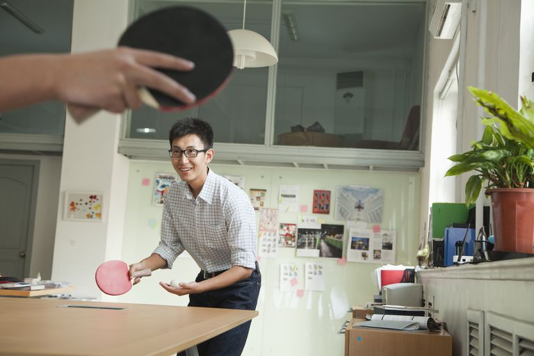 Office Ping Pong