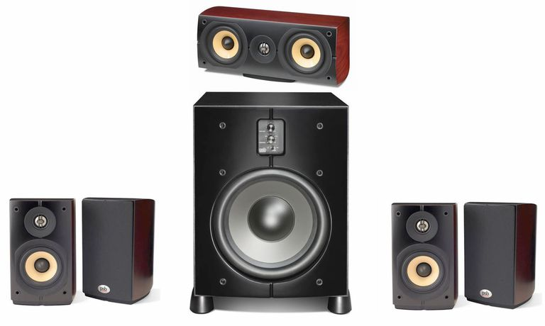 PSB Imagine Mini Series Speakers with SubSeries 200