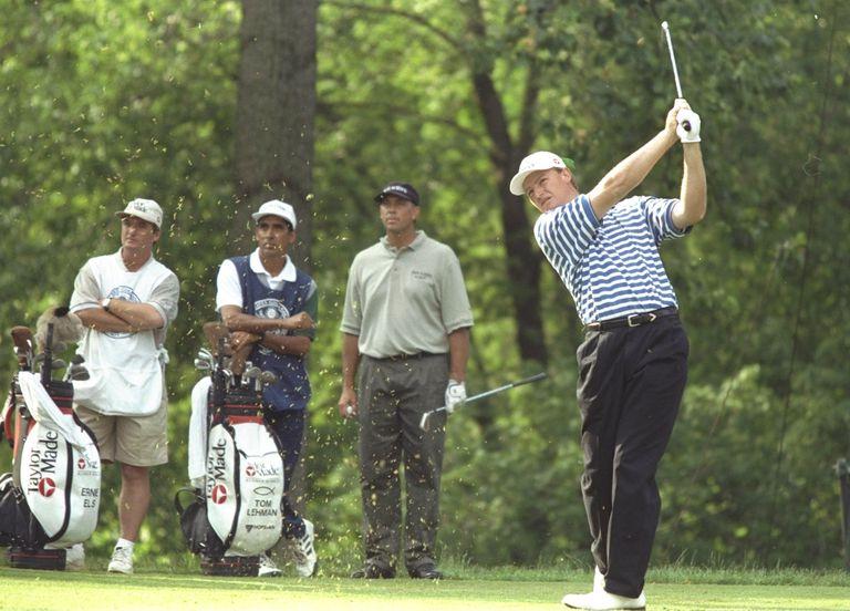 Ernie Els, 1997 US Open