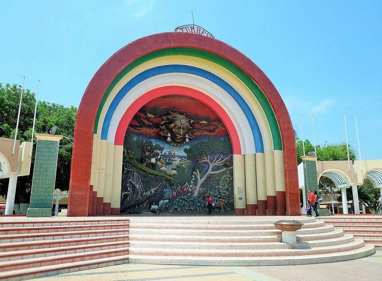 Anfiteatro ciudad de tumbes