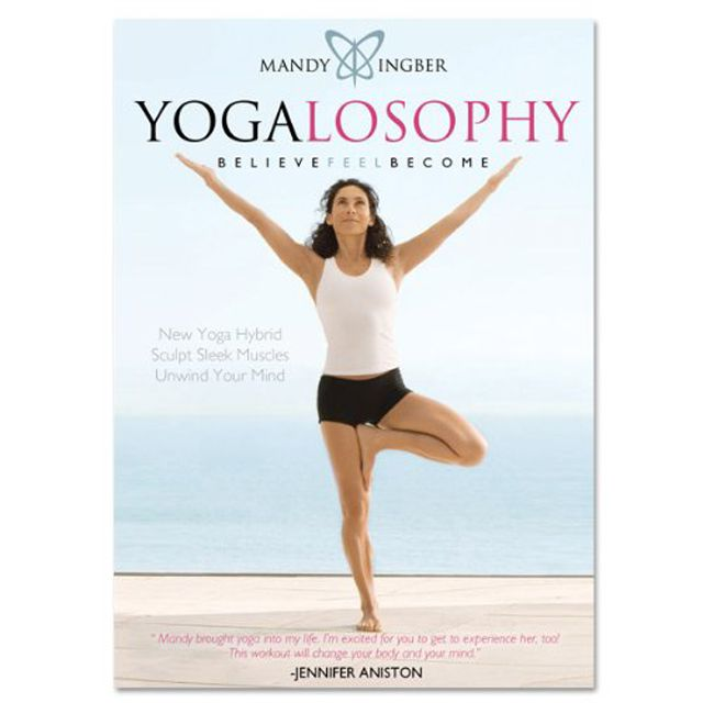 Review - Mandi Ingber's Yogalosophy Workout