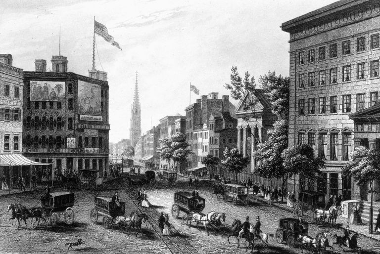 Significant Events Of The American Industrial Revolution