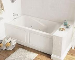 Bathroom Jet Tubs bathtub sizes: reference guide to common tubs