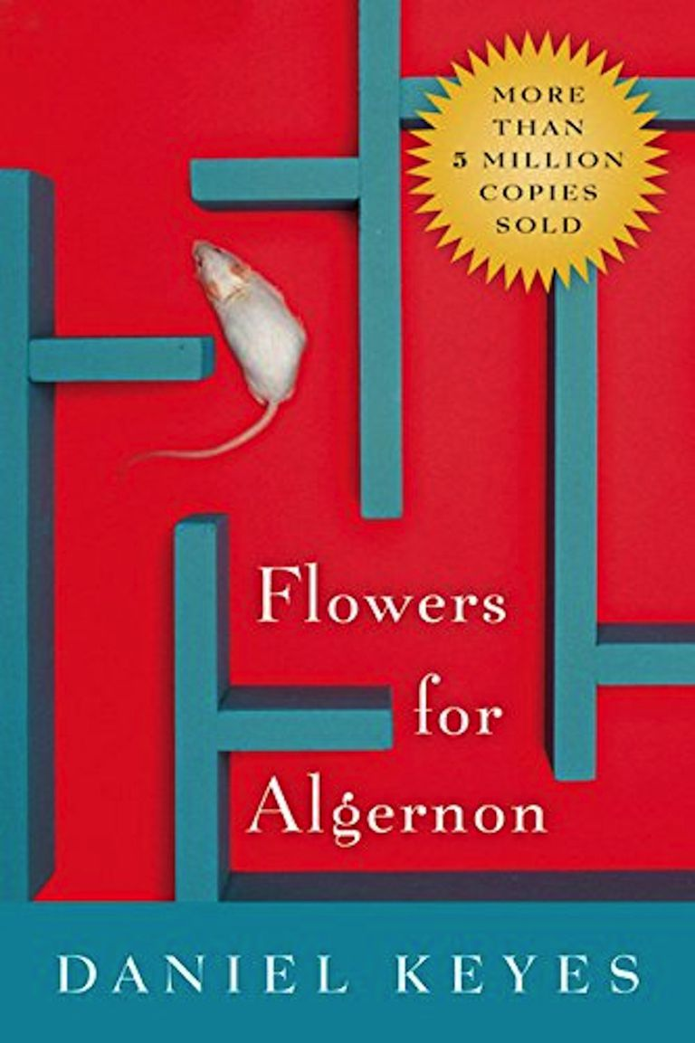 daniel keyes controversial novel flowers for algernon
