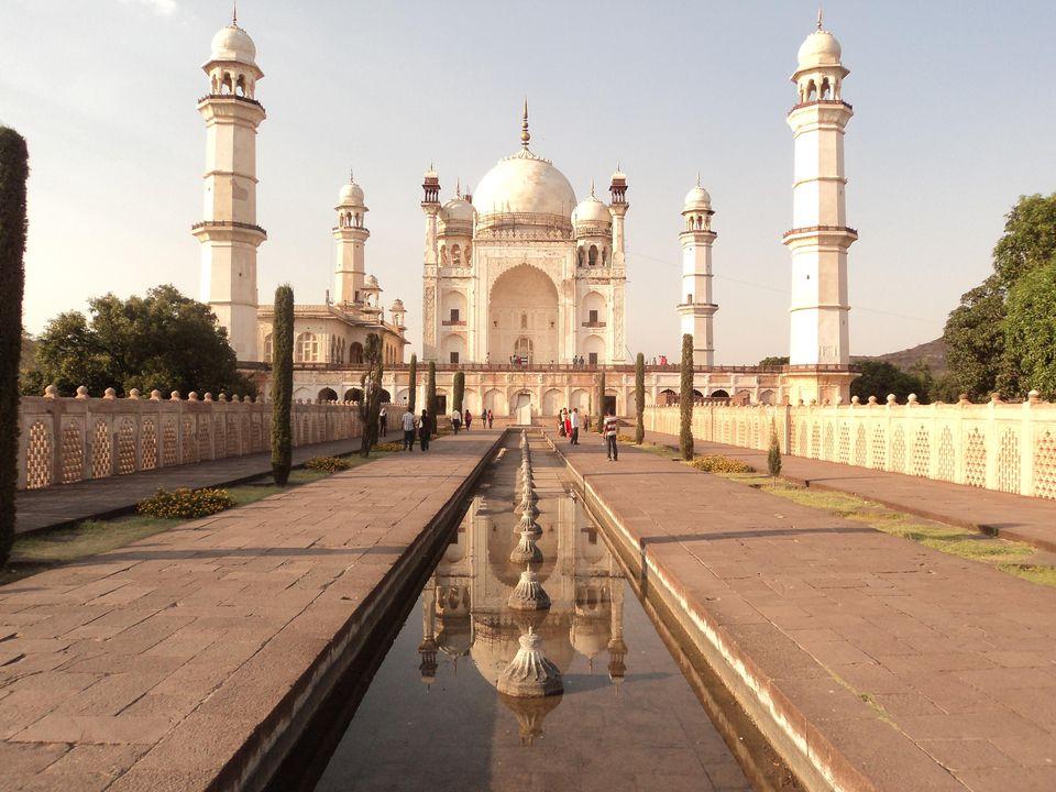 Bibi Ka Maqbara – Fake Taj Mahal