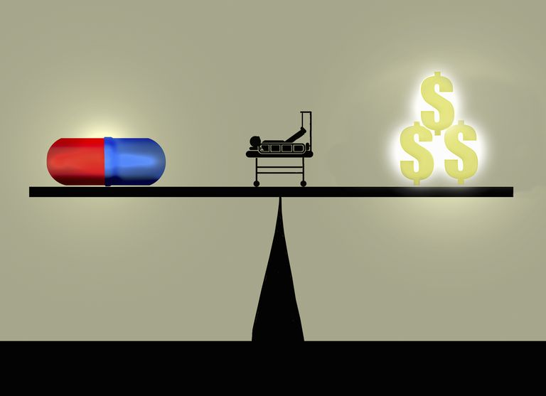 Health care costs balance