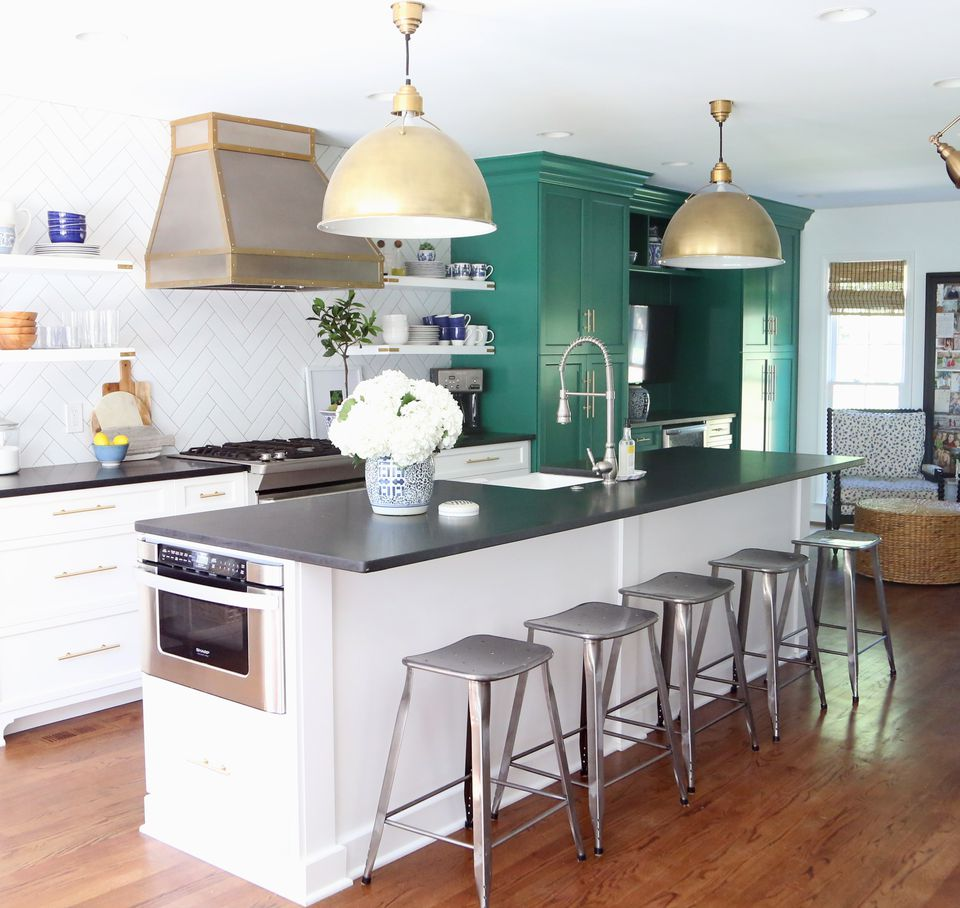 Unique Small Kitchen Island Ideas To Try: 10 Unique Small Kitchen Design Ideas