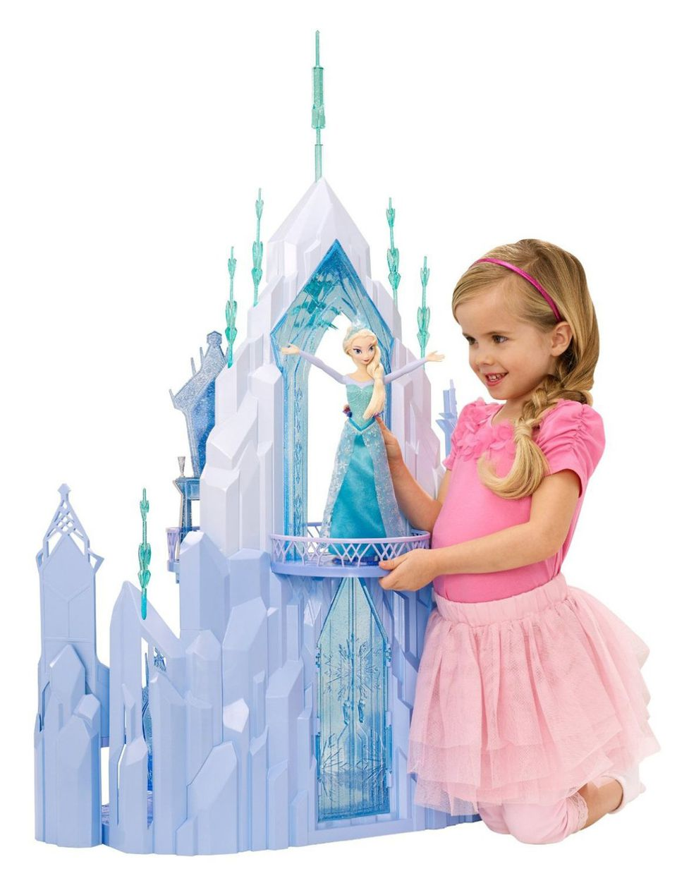 Disney Frozen Ice Castle Mattel