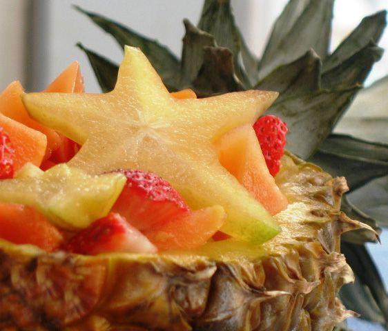 Tropical Thai Fruit Salad
