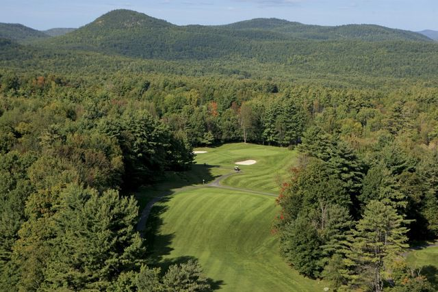 Photograph of The Sagamore Resort Golf Course at Bolton Landing, New York