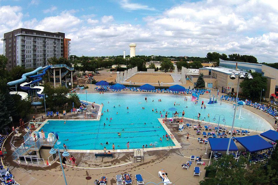 St Louis Park Aquatic Park