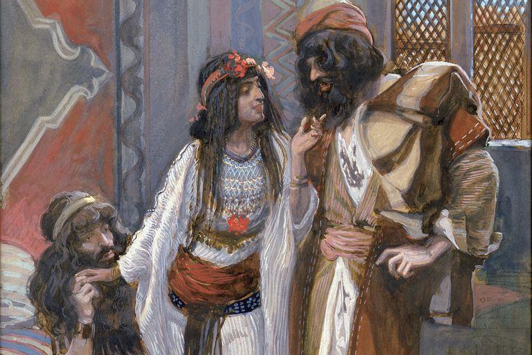 Rahab the Prostitute