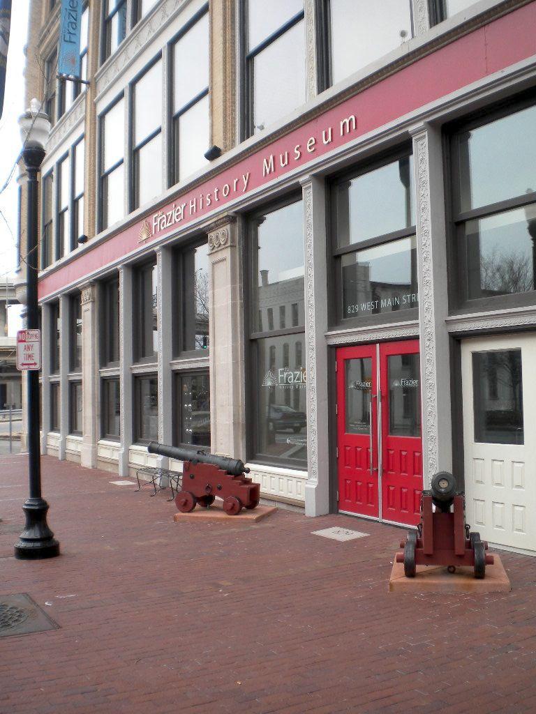 Frazier History Museum in Louisville