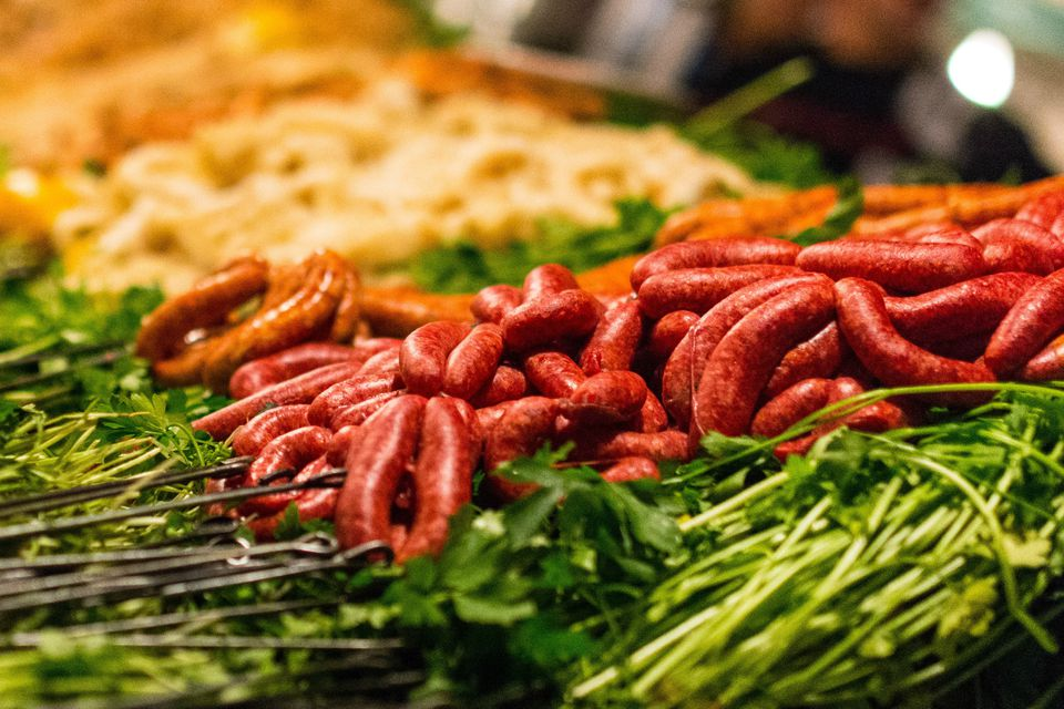 Moroccan Merguez Sausage