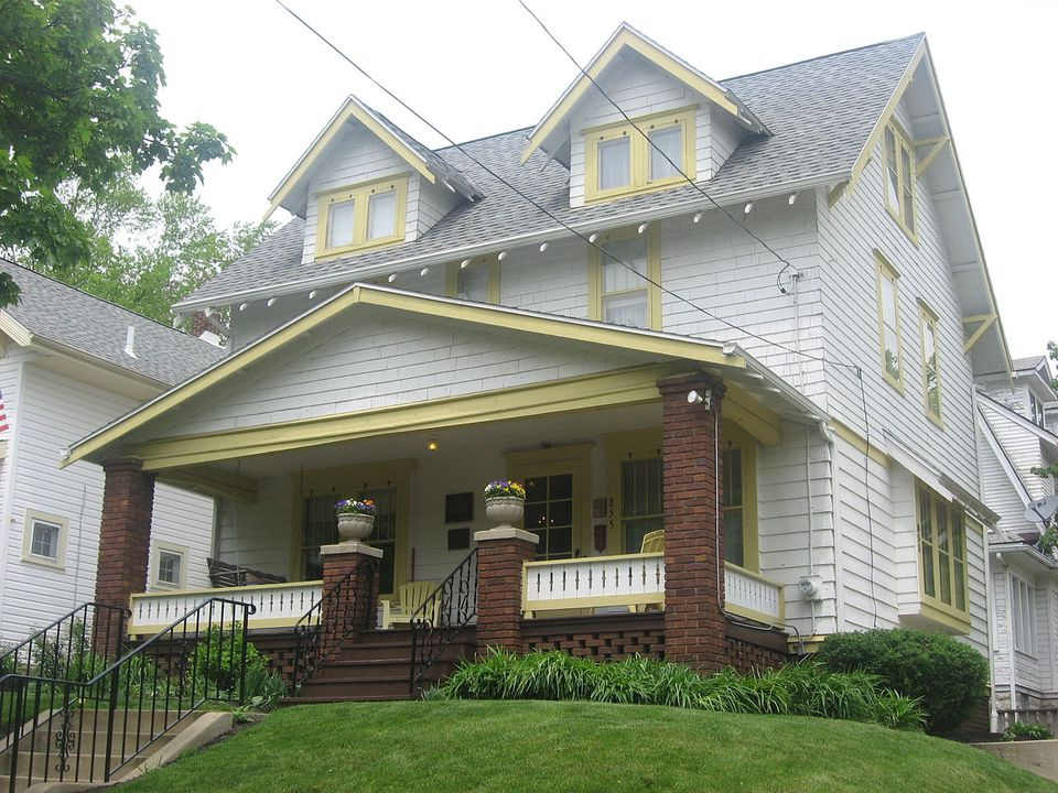 Dr. Bob's Home in Akron, Ohio.