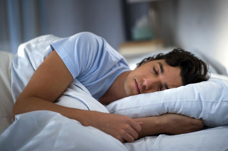 Sleep apnea may be treated with the use of Winx therapy via a mouth guard