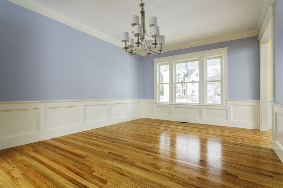 Clean Hardwood Floor In Kitchen