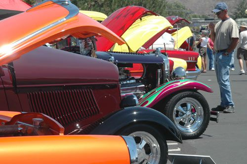 Hot August Nights, classic cars, rock 'n roll, cruising, Reno events, entertainment
