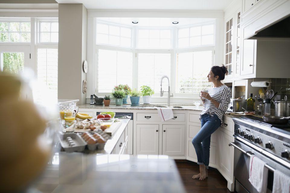 Quickly organize your kitchen
