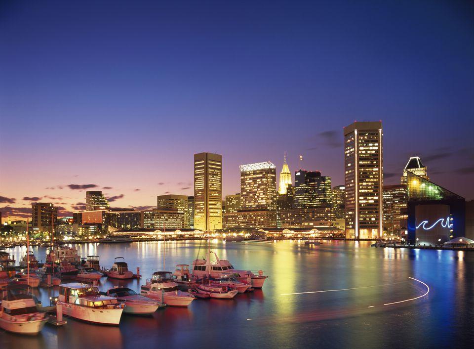 Baltimore's Nicknames