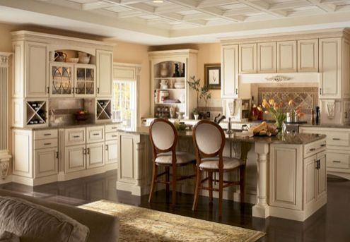 French Country Kitchen Seating. Seats Kitchen Islands