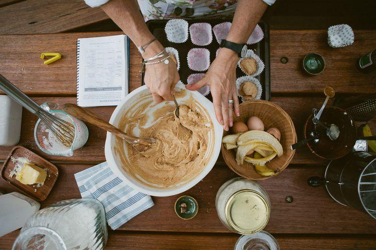 gluten-free flour and baking
