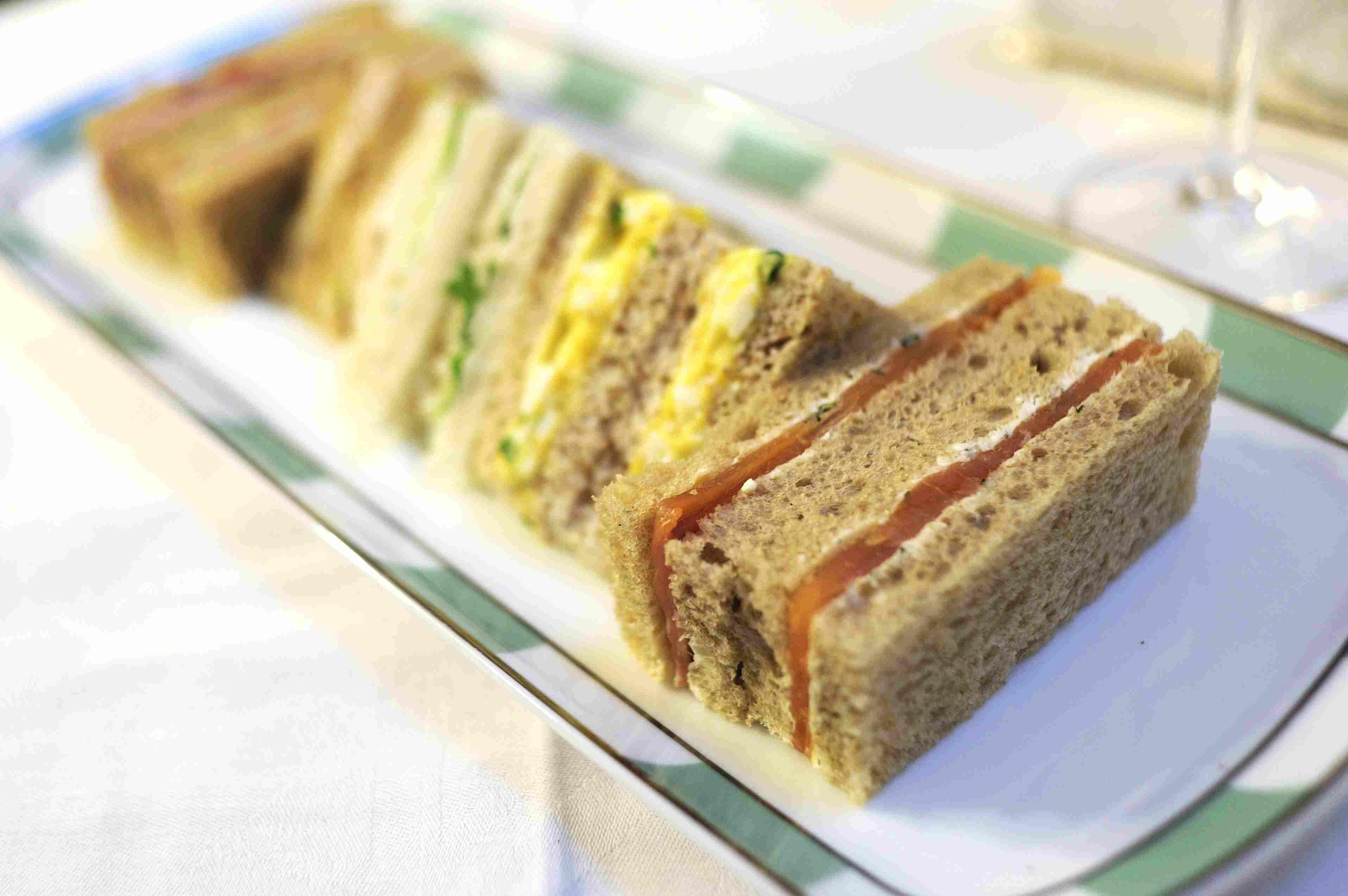 Genoeg Traditional English Tea Sandwich Recipes ST03