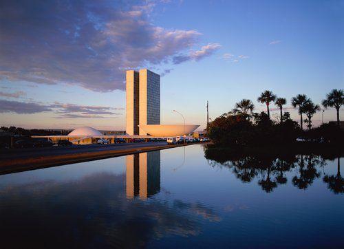 Brasilia, Goias City view