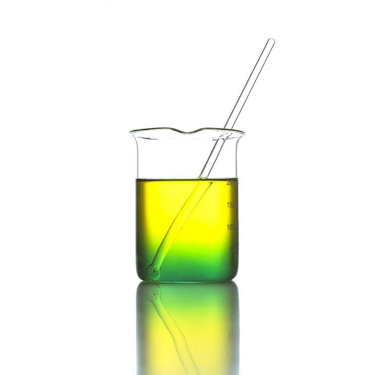 beaker chemistry glassware