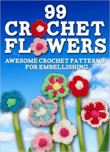 99 Crochet Flowers