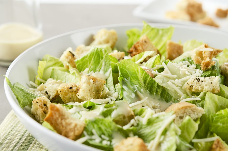classic caesar salad recipe. Black Bedroom Furniture Sets. Home Design Ideas
