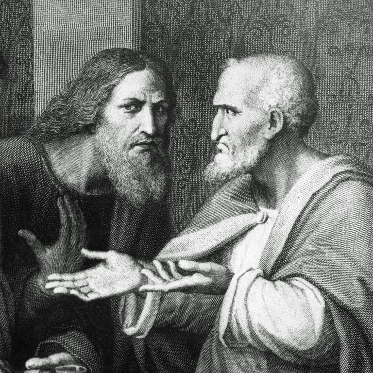 Thaddeus and Simon the Zealot