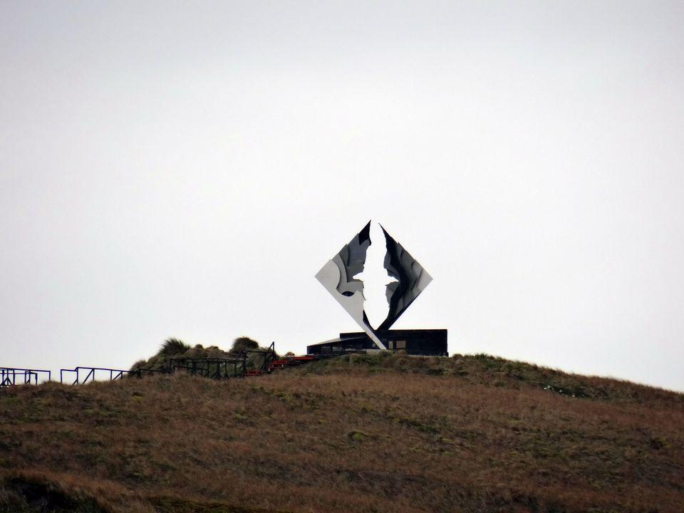 Cape Horn Albatross Memorial