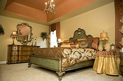 tuscan inspired bedroom by casual elegance by cheryl - Tuscan Design Ideas