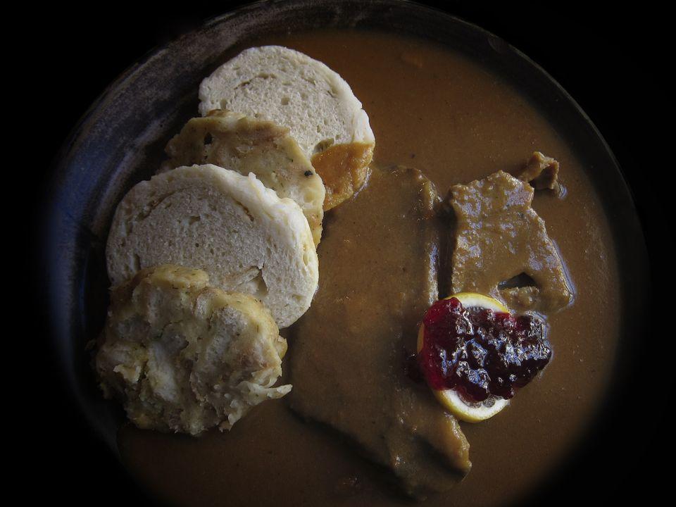 Traditional czech bread dumplings recipe forumfinder Choice Image