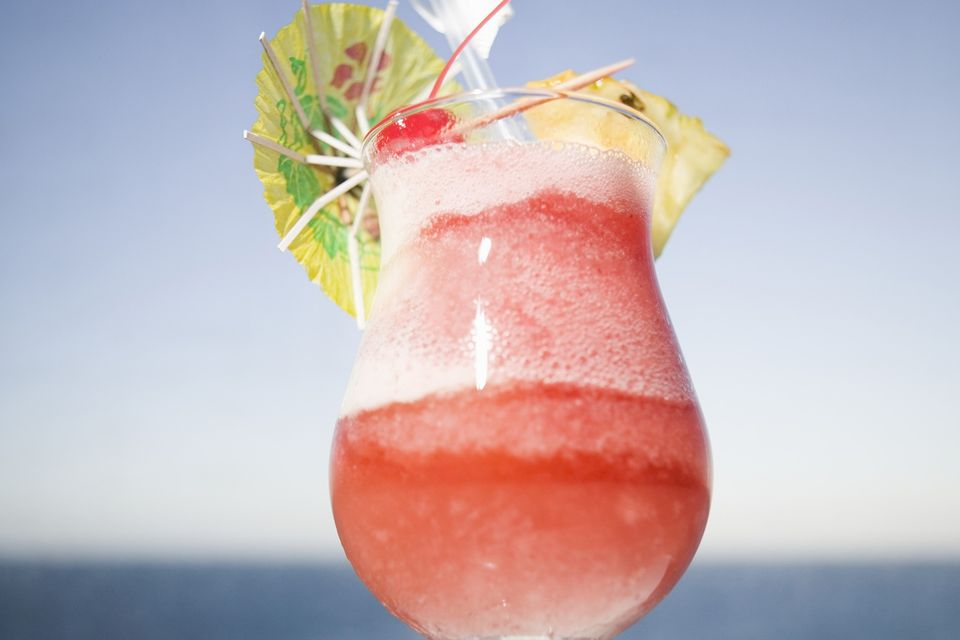 Popular Rock Lobster Frozen Cocktail Recipe